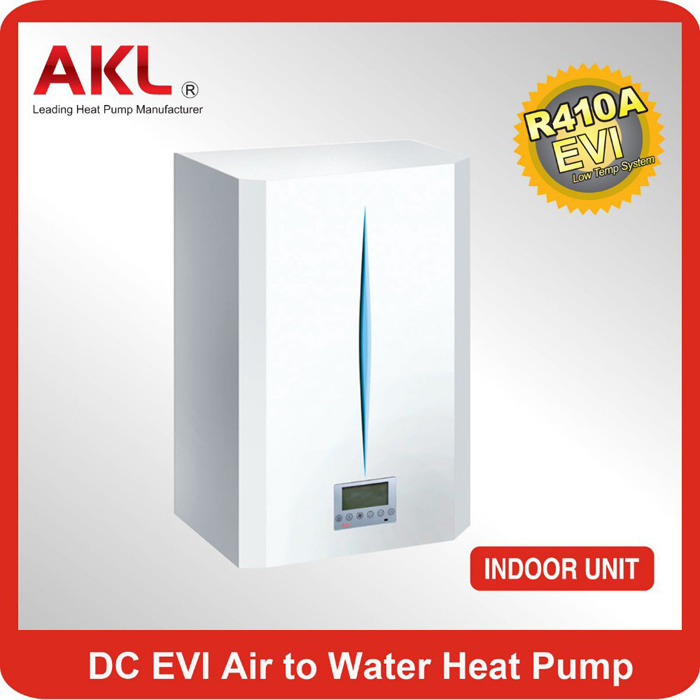 New DC Inverter Heat Pump Water Heater with Split System