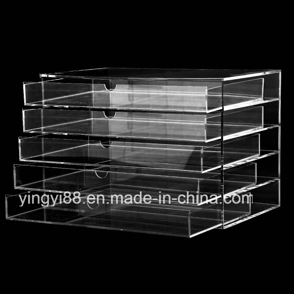 High Quality Acrylic Cosmetic/Makeup Organizer