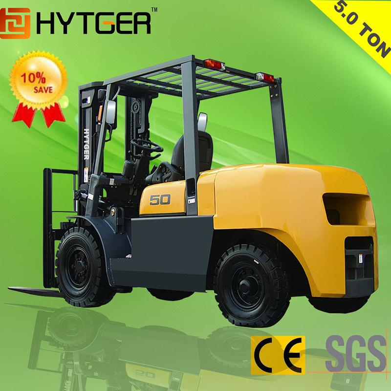 5.0ton Diesel Forklift Truck on Promotion