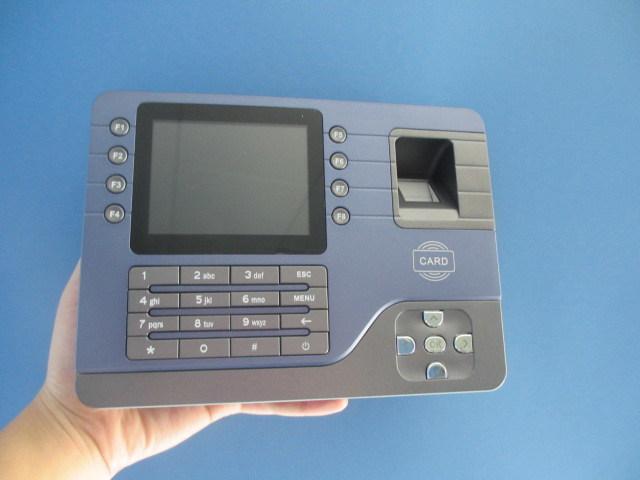 Rams Software Biometric Fingerprint RFID Card Reader