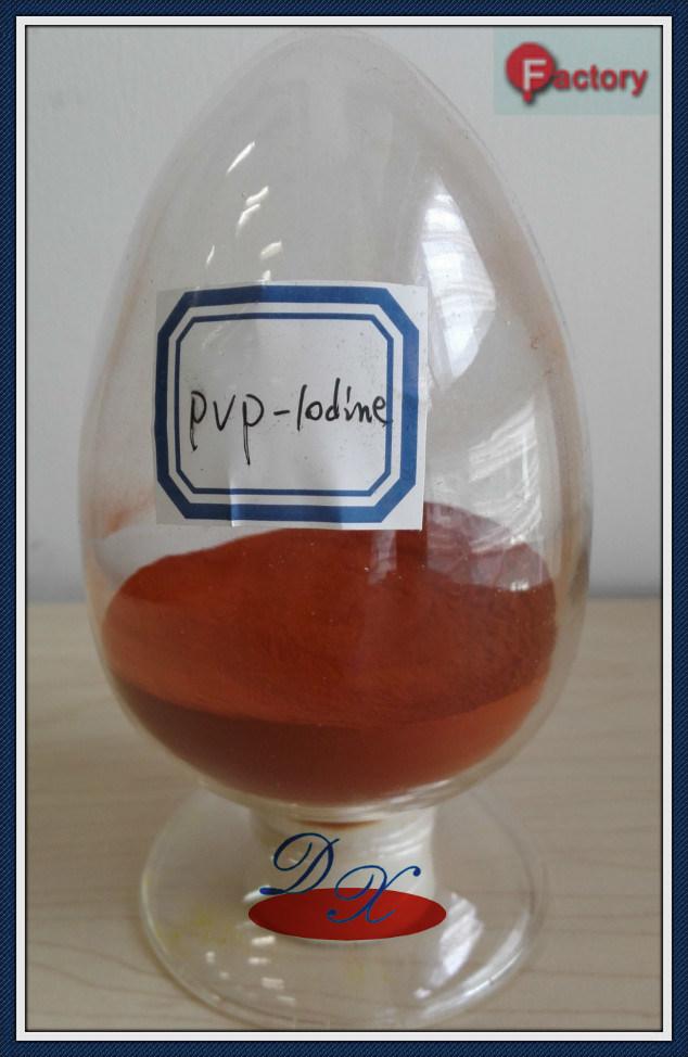 CAS: 25655-41-8 Pvp Iodine/Pvpi Manufacturer