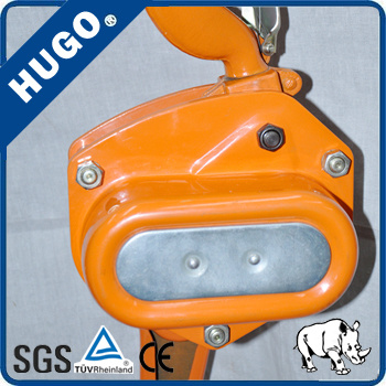 Hand Lever Chain Block with G80 Chain