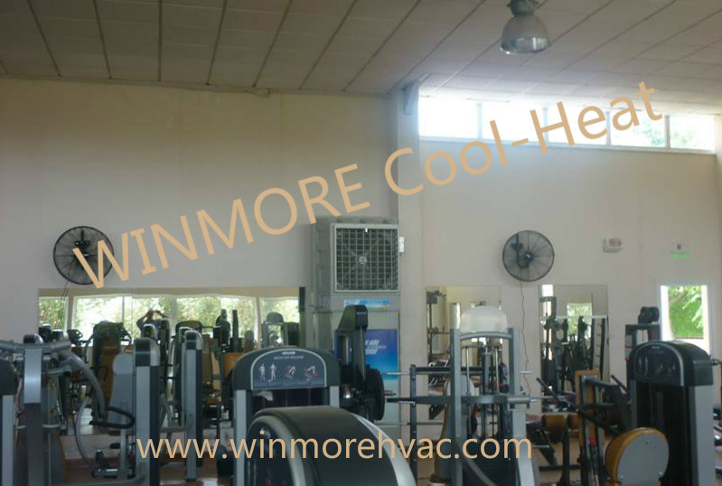 Enfriamiento Evaporativo/Portable Air Cooling/ Evaporative Air Cooler/Evaporative Swamp Cooler