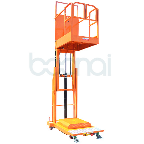 2.7m Mobile Aerial Stock Picker (Double Masts)