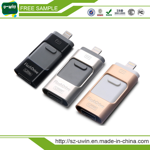 64GB OTG USB Flash Drive for Android/iPhone