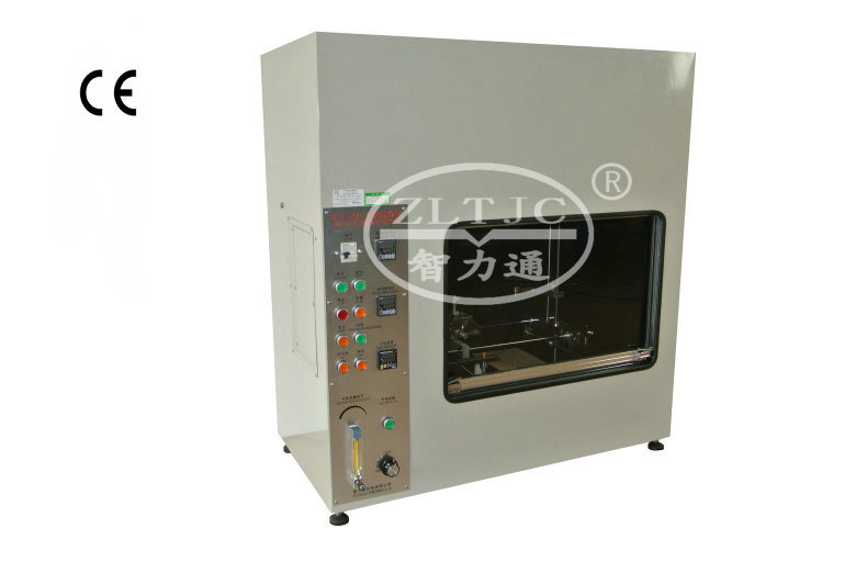 Fire Hazard Testing Needle Flame Test Machine