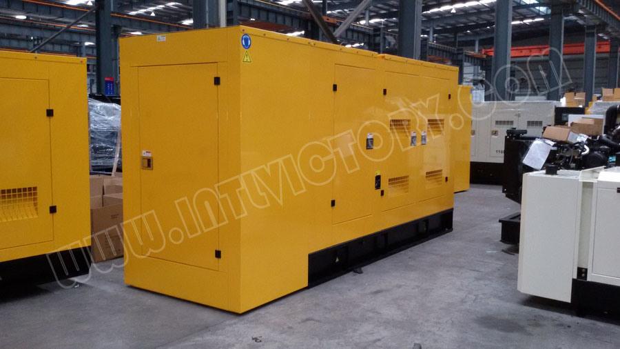 250kVA ISO Certified Diesel Generating Set with Germany Deutz Engine