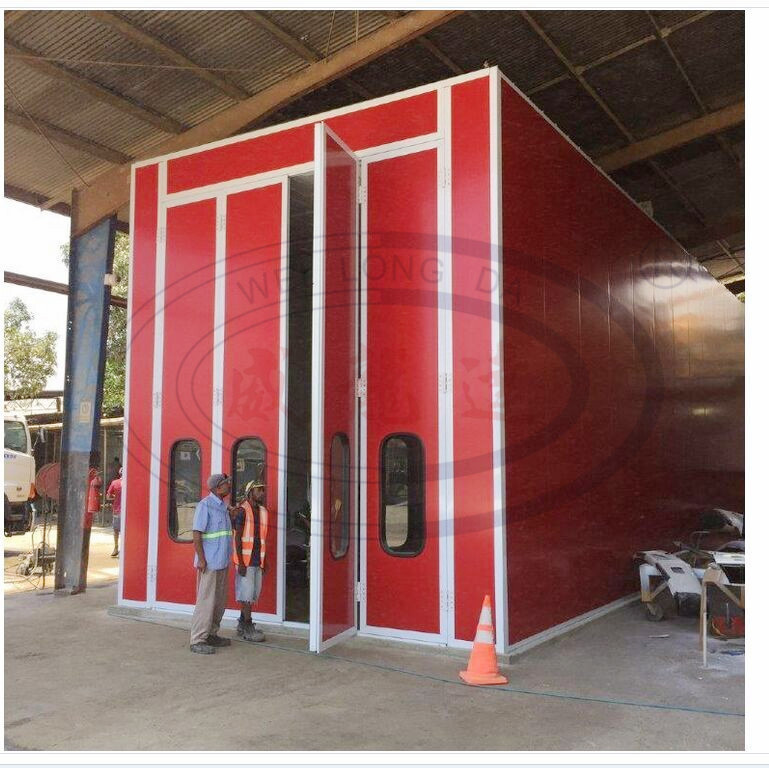 Wld15000 Truck Painting Booth