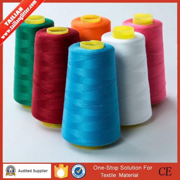 2016 Tailian 40/2 Spun Polyester Sewing Thread