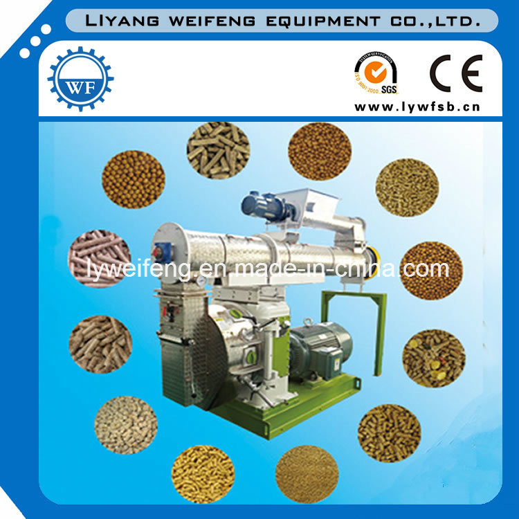 Animal Feed Pellet Machine, Feed Pellet Mill for Sale with Ce, Sos