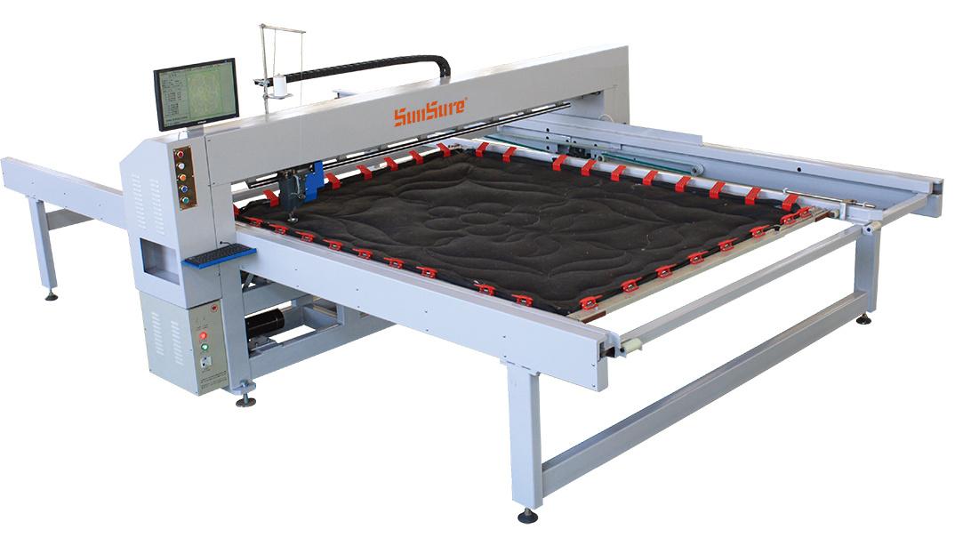 Computerized Single Needle Quilting Machine