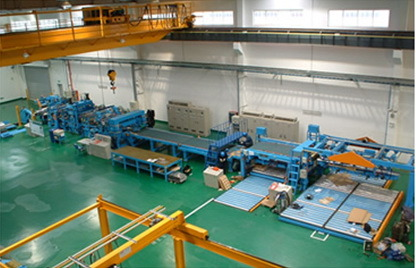 Fast Speed Cut to Length Cutting Line for Stainless Steel