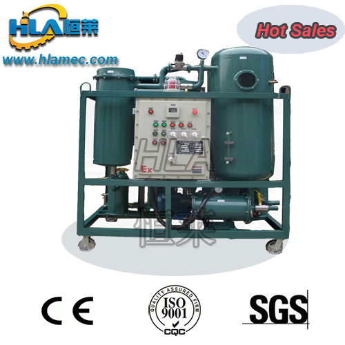 Turbine Oil Flushing & Filter Machine