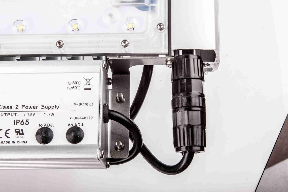 IP66 Aluminium Housing 160W LED Industrial Warehouse Light with UL cUL Dlc CB GS Certificates