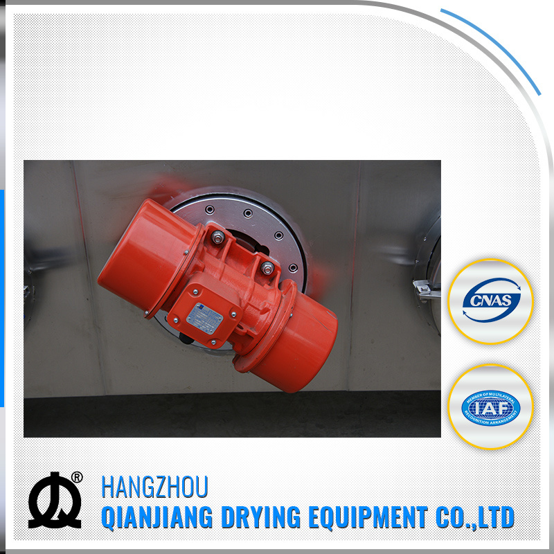 Widely Used Vibrating Fluidized Bed Dryer Chicken Powder Dryer