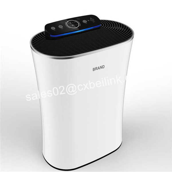 RoHS Proved Air Purifier with Touch Operation Panel