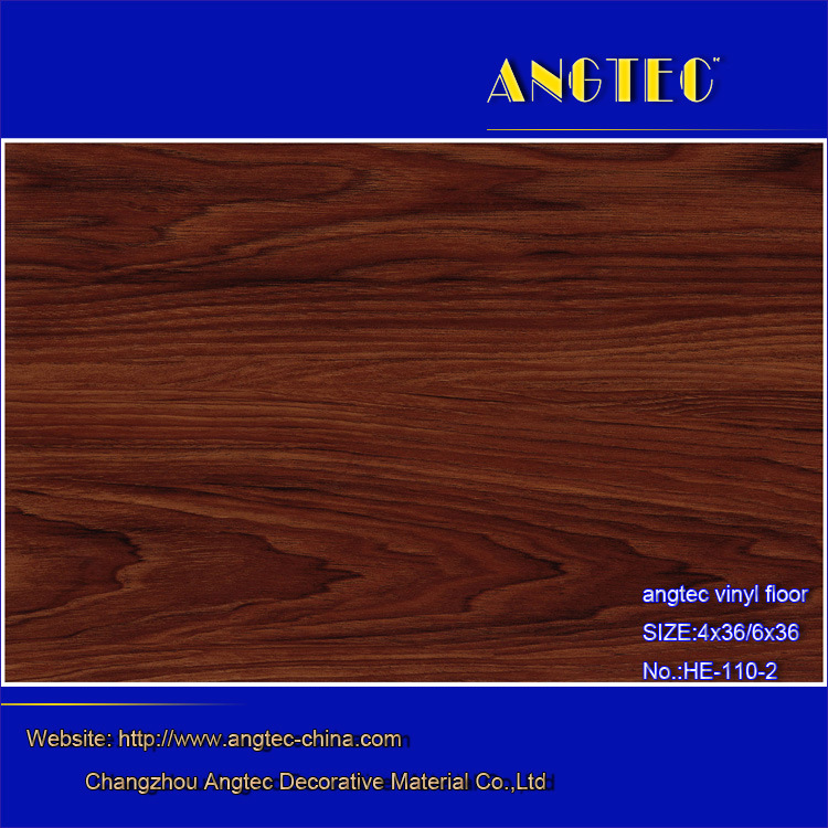 UV Coating Indoor PVC Vinyl Floor Covering