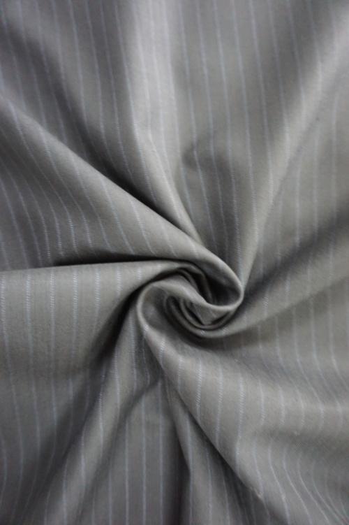 Wool Fabric Tweed Streak Suiting Fabric