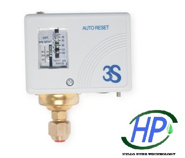 3S Brand Pressure Switch for Industrial RO Water Purifier
