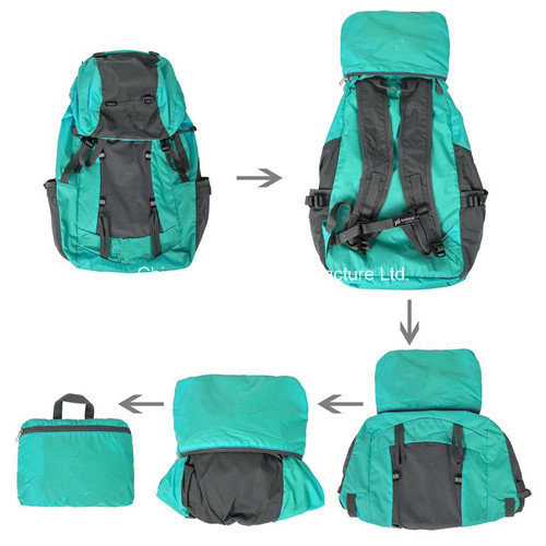 Waterproof Lightweight Travel Climbing Bag Foldable Packable Hiking Sport Bag
