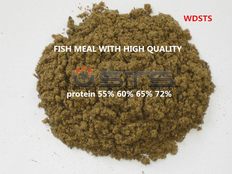 Fish Meal with High Protein for Animal Feed (hot sale)