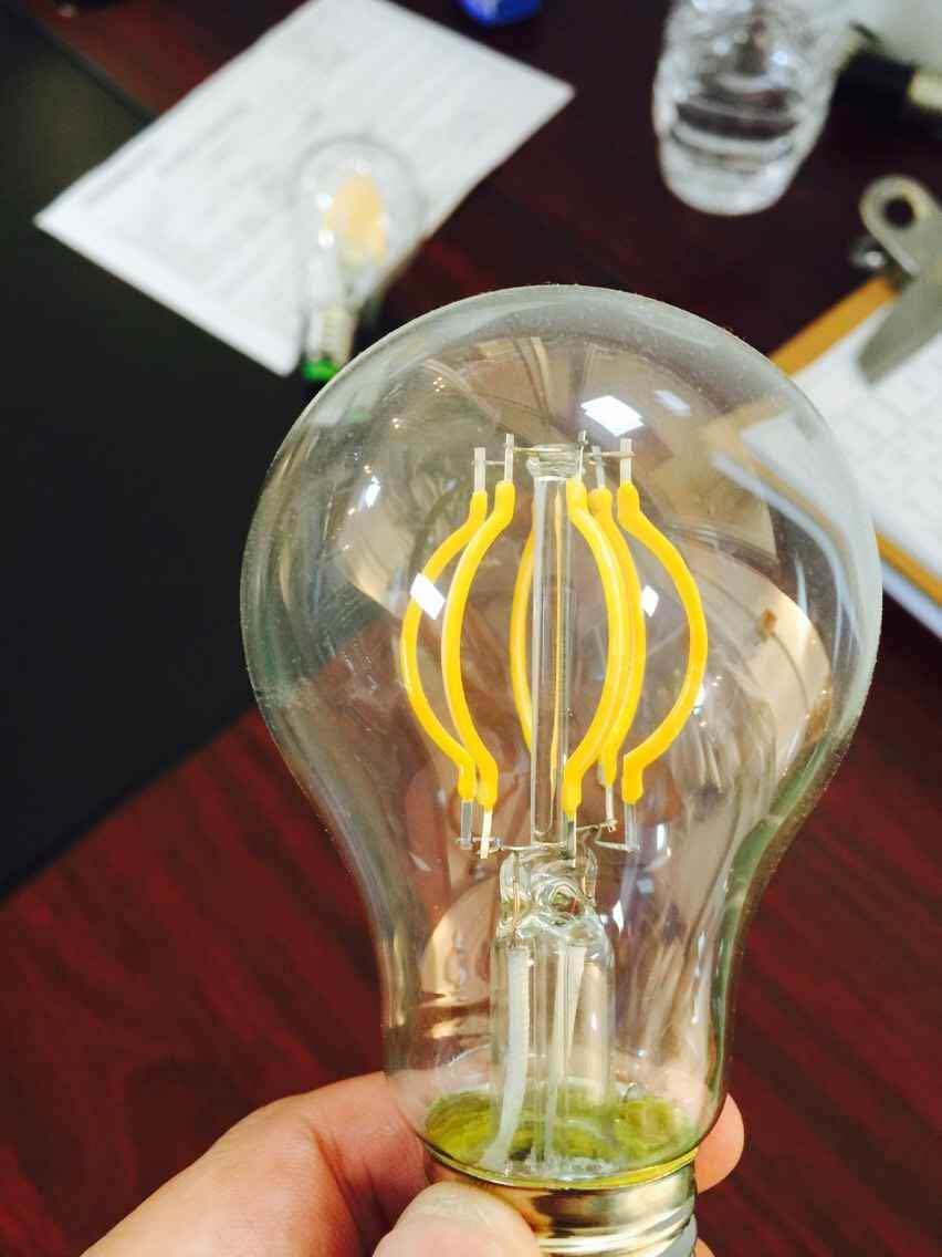 LED Filament Bulb Auto Welding Machine