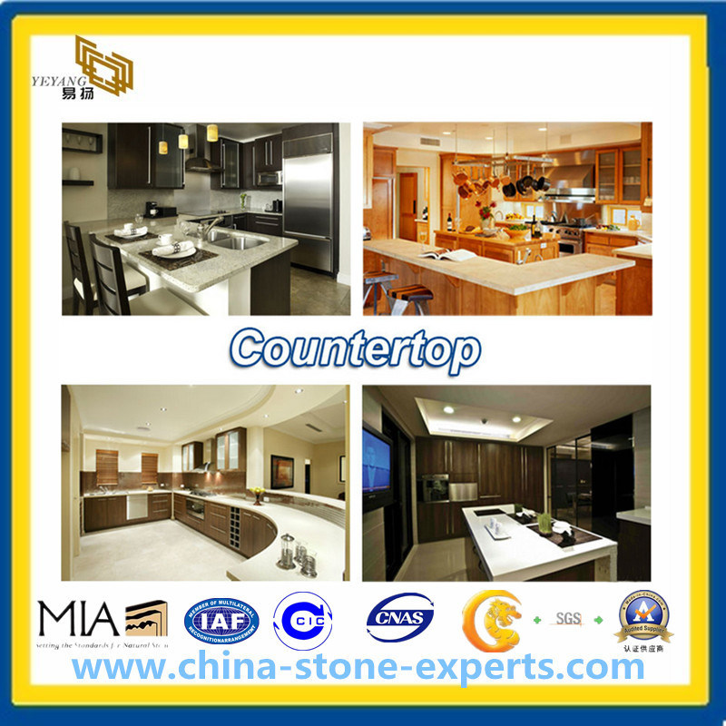 Granite / Quartz Countertop for Kitchen, Bathroom
