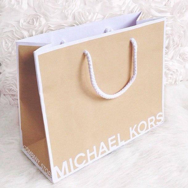 Mk Shopping Bag   Bags More