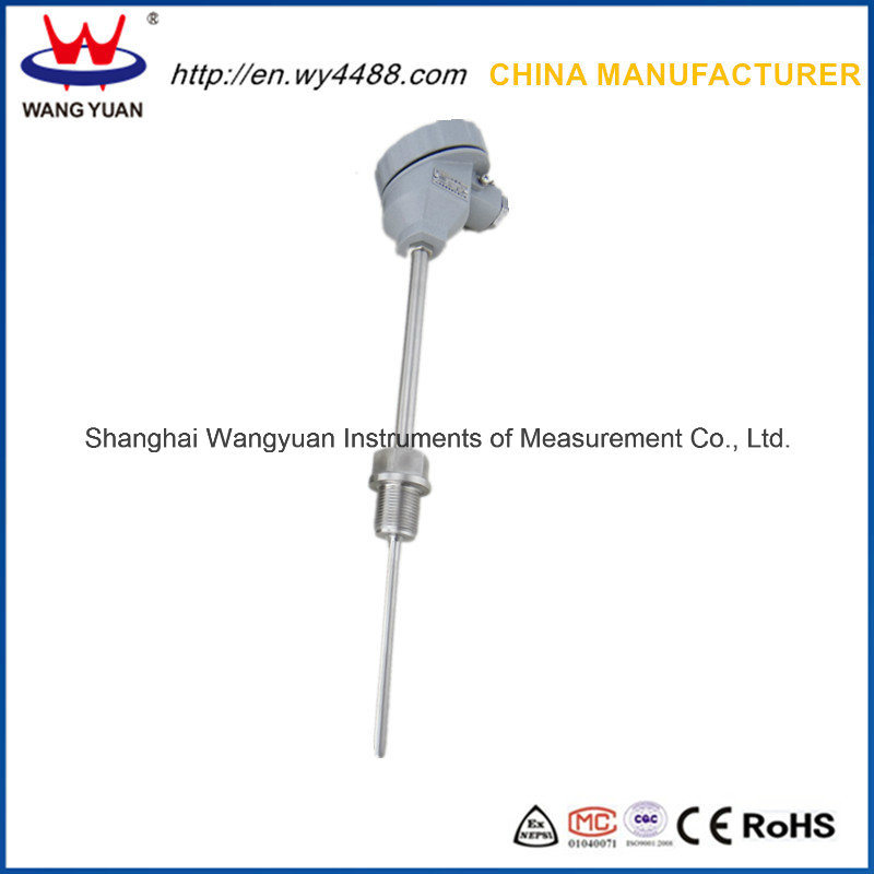Wb Series Assembly 4-20mA PT100 Temperature Transmitters