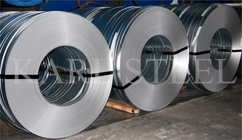 Half Copper 201 Stainless Steel Coil with 2b Finish Cold Rolled