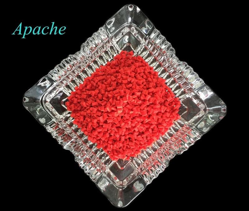 Color Customized Nylon PA66-Gf50-V0 Flame Retarded for Engineering Plastics