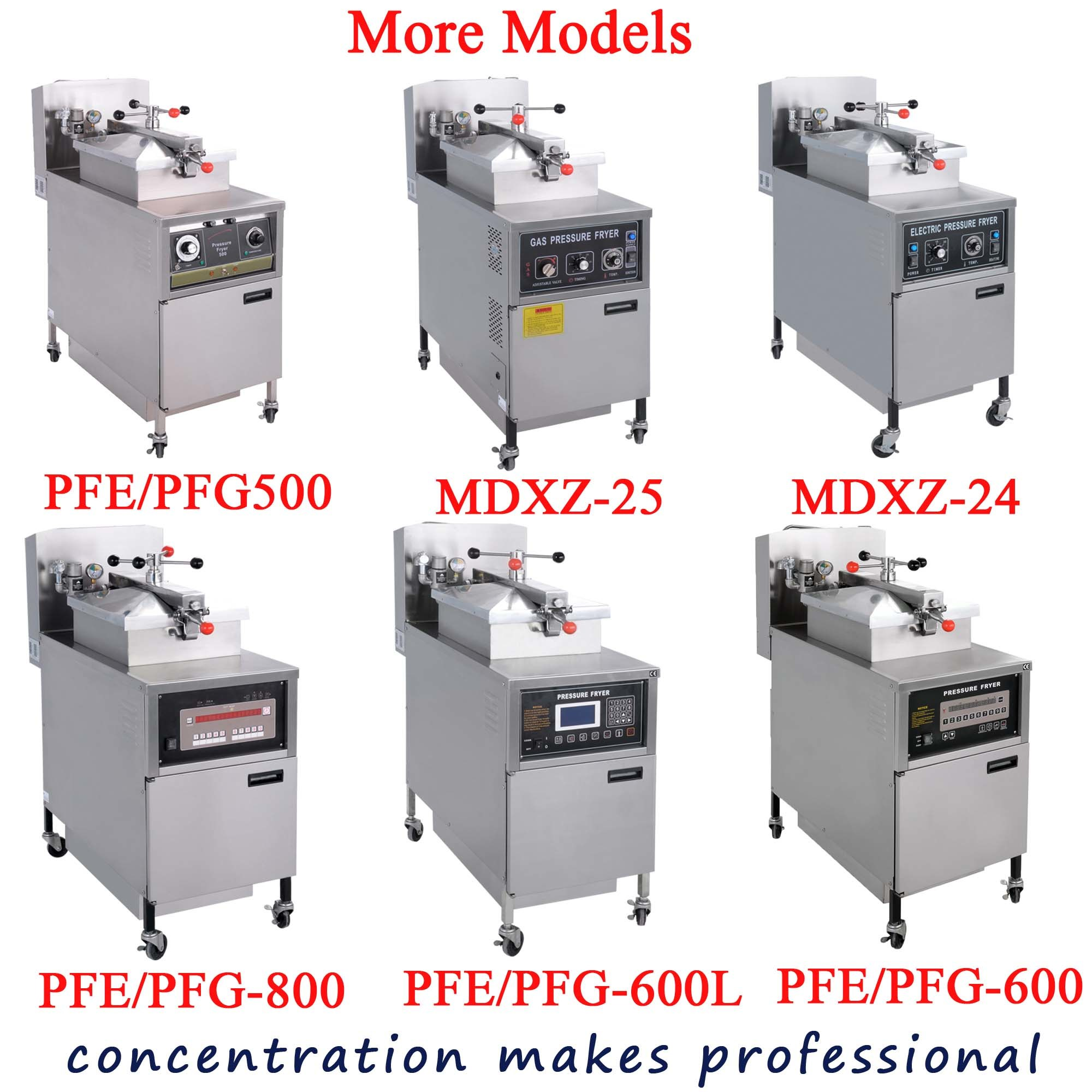 Chinese Restaurant Kitchen Equipment china pfe-600 chinese restaurant kitchen equipment pressure fryer