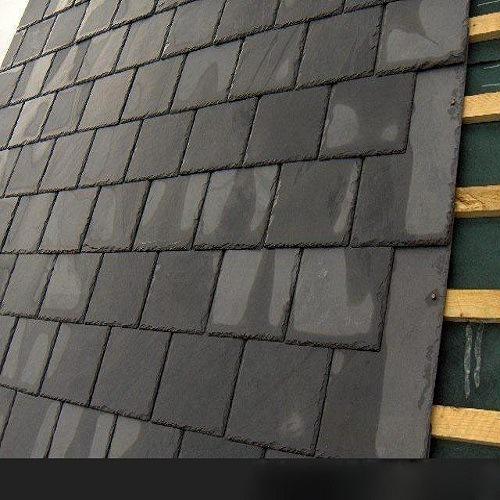 Natural Black/Grey Roof Slate Tile for Roofing