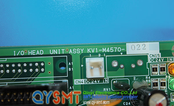 YAMAHA Yv100II Head Io Board Kv1-M4570-022