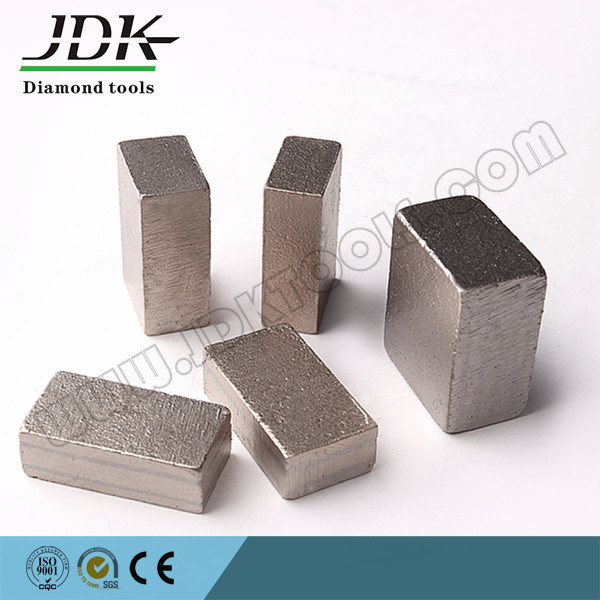 Marble and Limestone Cutting Rectangular Diamond Segment
