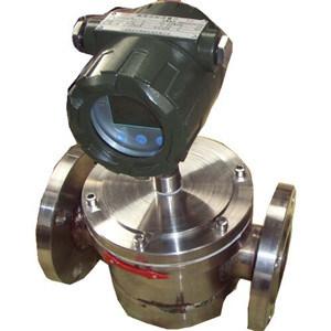 Duplex Rotor Flow Meter with Type UF for Liquid Oil Water