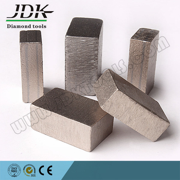 Marble and Limestone Cutting Rectangular Diamond Segment