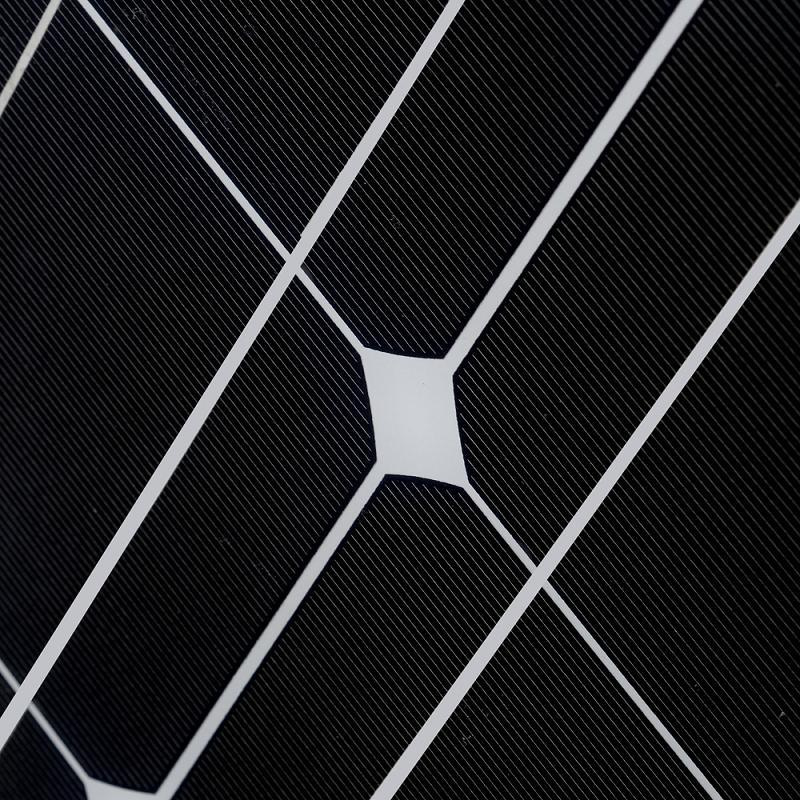 Monocrystalline Solar Panel with 100m (DSP-100M)