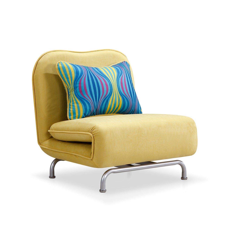 China Modern Rotating Single Sofa Chair with Sofa Bed Function