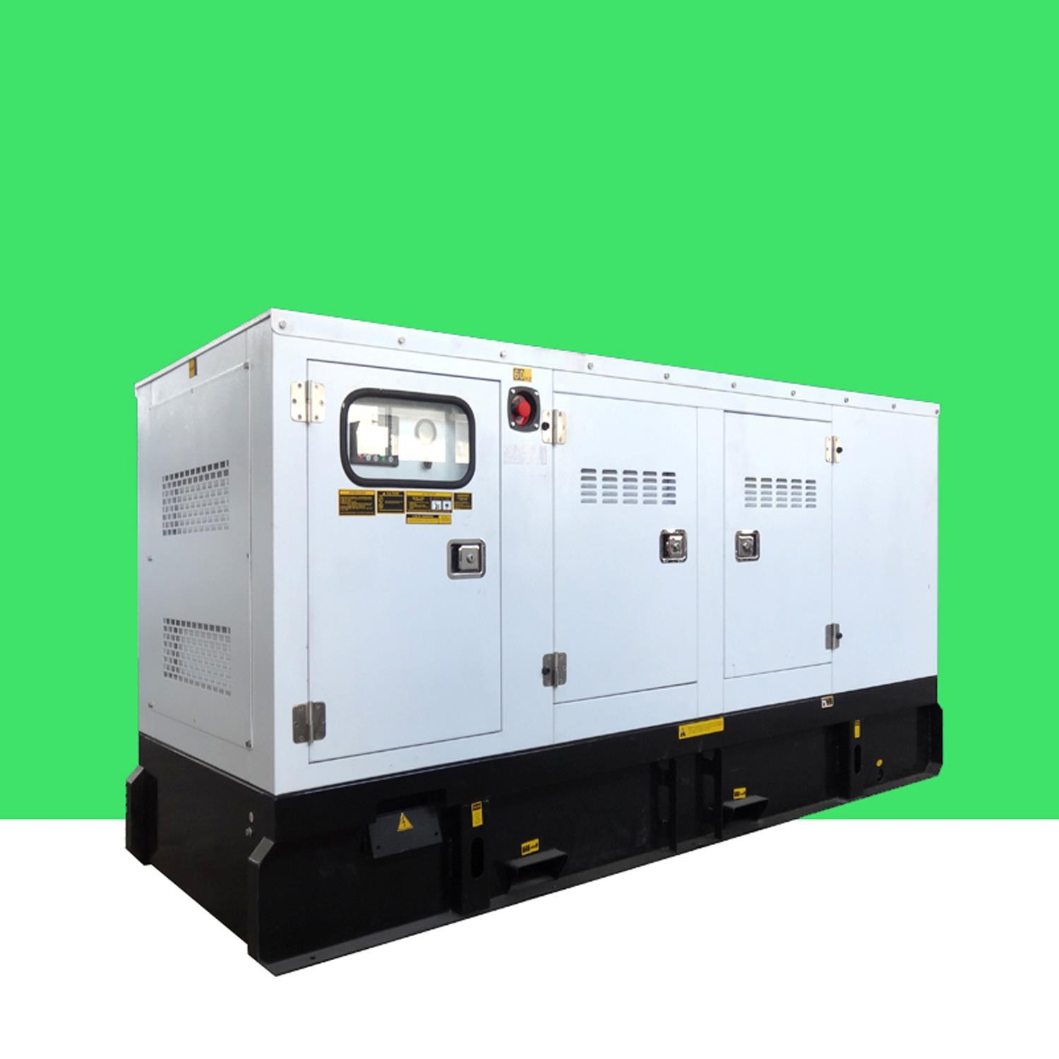 China 250kVA 200kw Soundproof Diesel Generator Powered by
