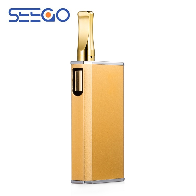 Seego PE-W Pocket Vaporizer 2 in 1 Vape Pen Battery Mods Kit Wax and Thick Oil Vape