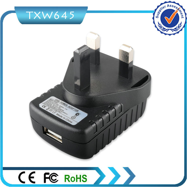 Best Selling Products Aus Single USB 5V 2A Wall Charger