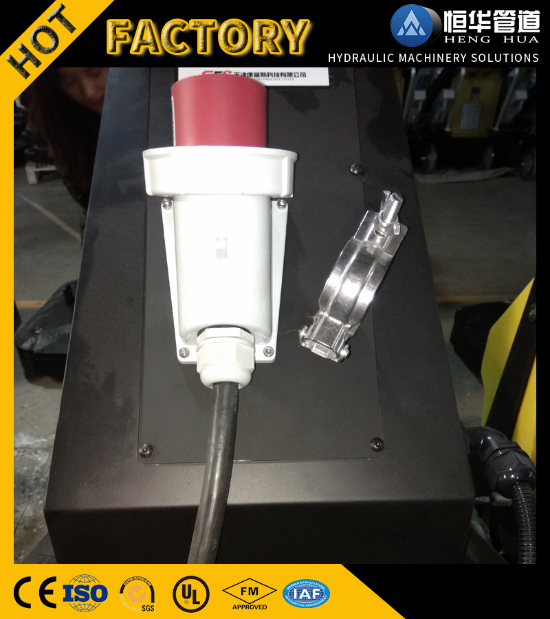 Concrete Terrazzo Handhold Grinder Machine Polishing Machine