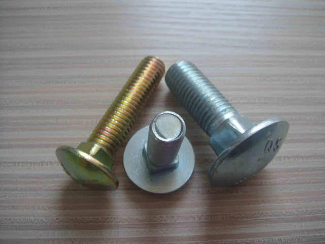 Carriage Bolt (DIN 603)