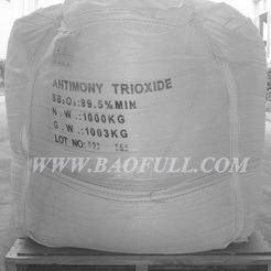 99.5%, 99.8%, 99.9% Purity Sb2o3 of Antimony Oxide