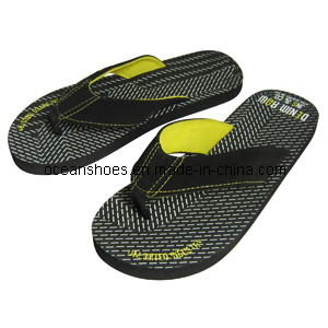 New Design Men EVA Slipper Flip Flops Sandals (OCM-49)