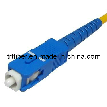 Sc Multimode Om1 62.5/125um Duplex Fiber Optic Patch Cord