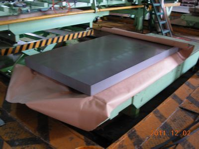Pure Iron Dt4c Sheet