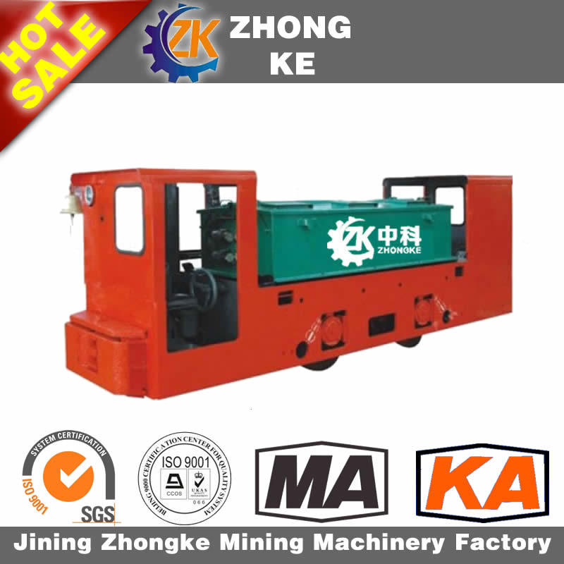 Cty5 Mining Electric Locomotive