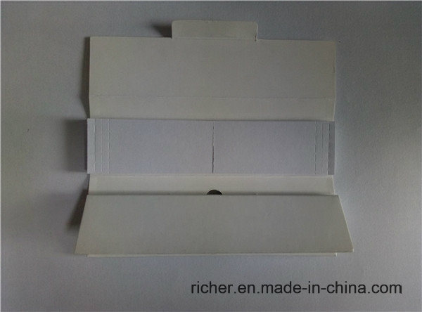 Popular King Size Slim Rolling Paper+Tips OEM Accepted